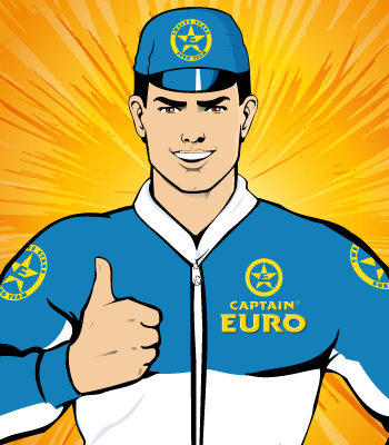 The Relaunch of Captain Euro