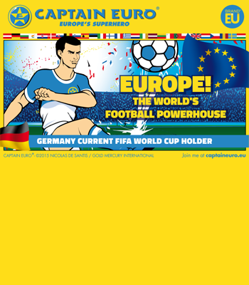 Europe – The World's Football Powerhouse!