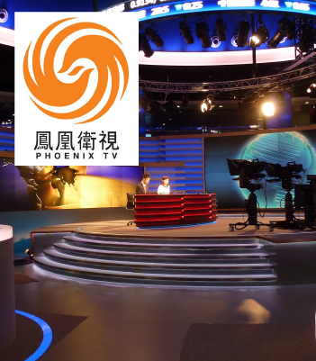 Chinese TV Interview with Nicolas De Santis