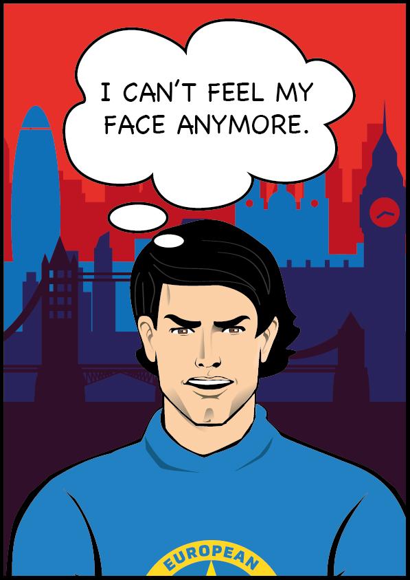 Brexit-Facial Paralysis